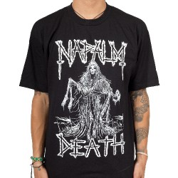 Napalm Death - Reaper - T-shirt (Men)