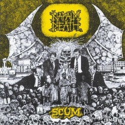 Napalm Death - Scum - LP