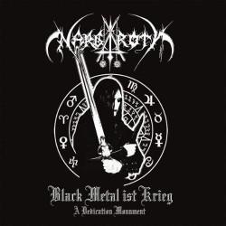 Nargaroth - Black Metal ist Krieg - CD