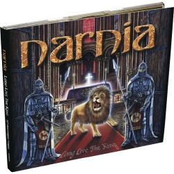 Narnia - Long Live The King (30th Anniversary Edition) - CD DIGIPAK
