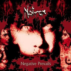 Natron - Negative Prevails - CD DIGIPAK