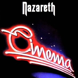 Nazareth - Cinema - LP Gatefold Coloured
