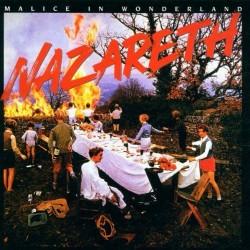 Nazareth - Malice in Wonderland - LP Gatefold Coloured