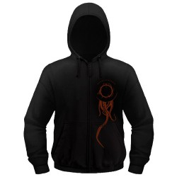Ne Obliviscaris - Urn - Hooded Sweat Shirt Zip (Men)
