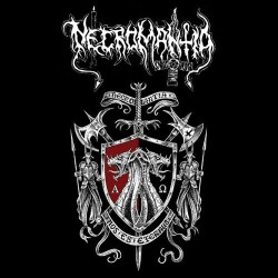 Necromantia - Nekromanteion - A Collection of Arcane Hexes - DOUBLE LP Gatefold