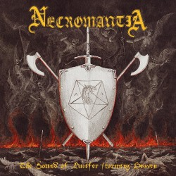 Necromantia - The Sound Of Lucifer Storming Heaven - LP Gatefold