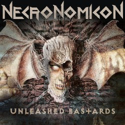 Necronomicon - Unleashed Bastards - CD