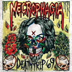 Necrophagia - Deathtrip 69 - CD BLOODPAK