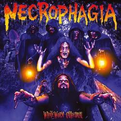 Necrophagia - WhiteWorm Cathedral - CD DIGIPAK