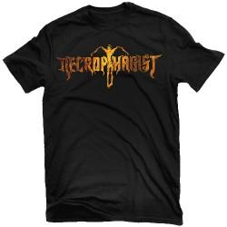Necrophagist - Logo - T-shirt