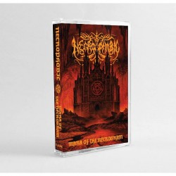 Necrophobic - Mark Of The Necrogram - CASSETTE
