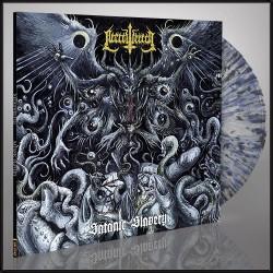 Necrowretch - Satanic Slavery - LP Gatefold Coloured + Digital