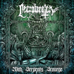 Necrowretch - With Serpents Scourge - CD