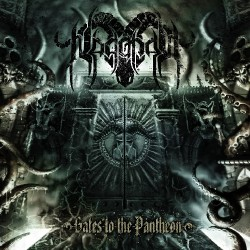 Negator - Gates to the Pantheon - CD