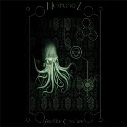 NekronoiZ / Kenji Siratori - Sacrifice Creature - CD DIGIPACK