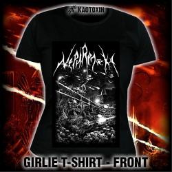 Nephren-Ka - The Fall - T shirt girlie