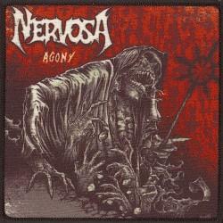 Nervosa - Agony - Patch