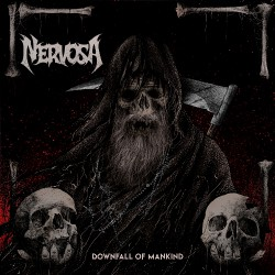 Nervosa - Downfall Of Mankind - CD