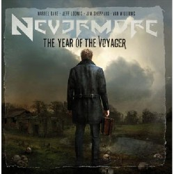 Nevermore - The Year of the Voyager - DOUBLE CD