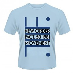 New Order - Movement - T-shirt (Men)