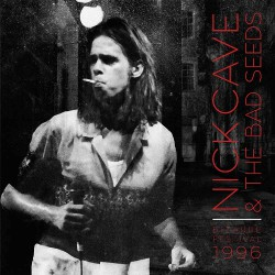 Nick Cave & The Bad Seeds - Bizarre Festival 1996 - DOUBLE LP Gatefold