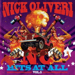Nick Oliveri - N.O. Hits At All Vol.5 - LP COLOURED
