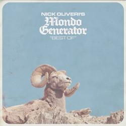 Nick Oliveri's Mondo Generator - Best Of - DOUBLE LP Gatefold