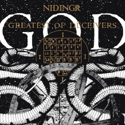 Nidingr - Greatest of Deceivers - CD DIGIPAK