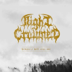 Night Crowned - Humanity Will Echo Out - CD EP DIGIPAK