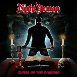 Night Demon - Curse Of The Damned - CD