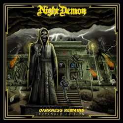 Night Demon - Darkness Remains - Expanded Edition - 2CD DIGIPAK