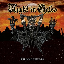 Night In Gales - The Last Sunsets - CD DIGIPAK