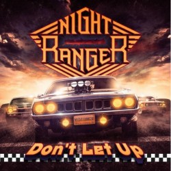 Night Ranger - Don't Let Up - CD