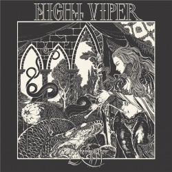 Night Viper - Exterminator - LP Gatefold