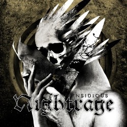 Nightrage - Insidious - CD DIGIPAK