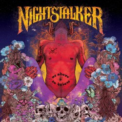 Nightstalker - As Above, So Below - LP Gatefold