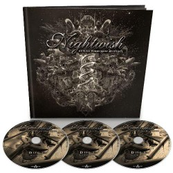 Nightwish - Endless Forms Most Beautiful - 3CD EARBOOK