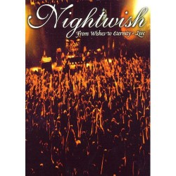 Nightwish - From wishes to eternity - Live - DVD