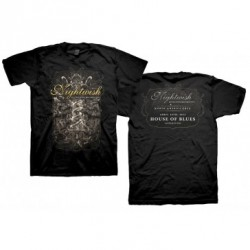 Nightwish - House Of Blues - Las Vegas NV - T-shirt (Men)