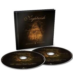 Nightwish - Human :II: Nature - 2CD DIGIBOOK