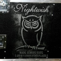 Nightwish - Made in Hong Kong (and in various other places) - CD + DVD slipcase