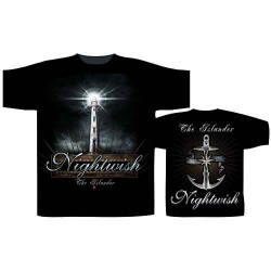 Nightwish - The Islander - T-shirt (Men)