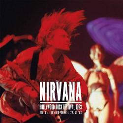 Nirvana - Hollywood Rock Festival 1993 - DOUBLE LP Gatefold