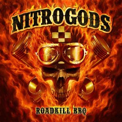 Nitrogods - Roadkill BBQ - CD DIGIPAK