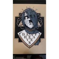 Deafheaven - Screen print