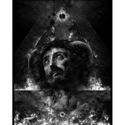 The Sun God - Fire Bearer - Canvas