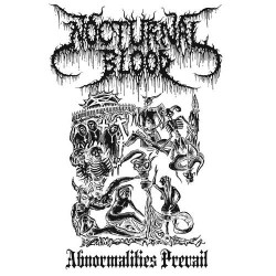 Nocturnal Blood - Abnormalities Prevail - CD