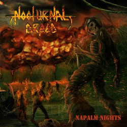 Nocturnal Breed - Napalm Nights - CD DIGIPAK