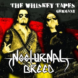 Nocturnal Breed - The Whiskey Tapes Germany - LP