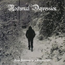 Nocturnal Depression - Four Seasons To A Depression - CD